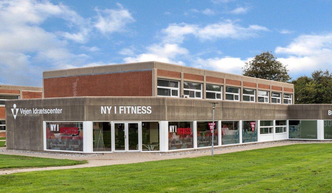 Ny i Fitness facade