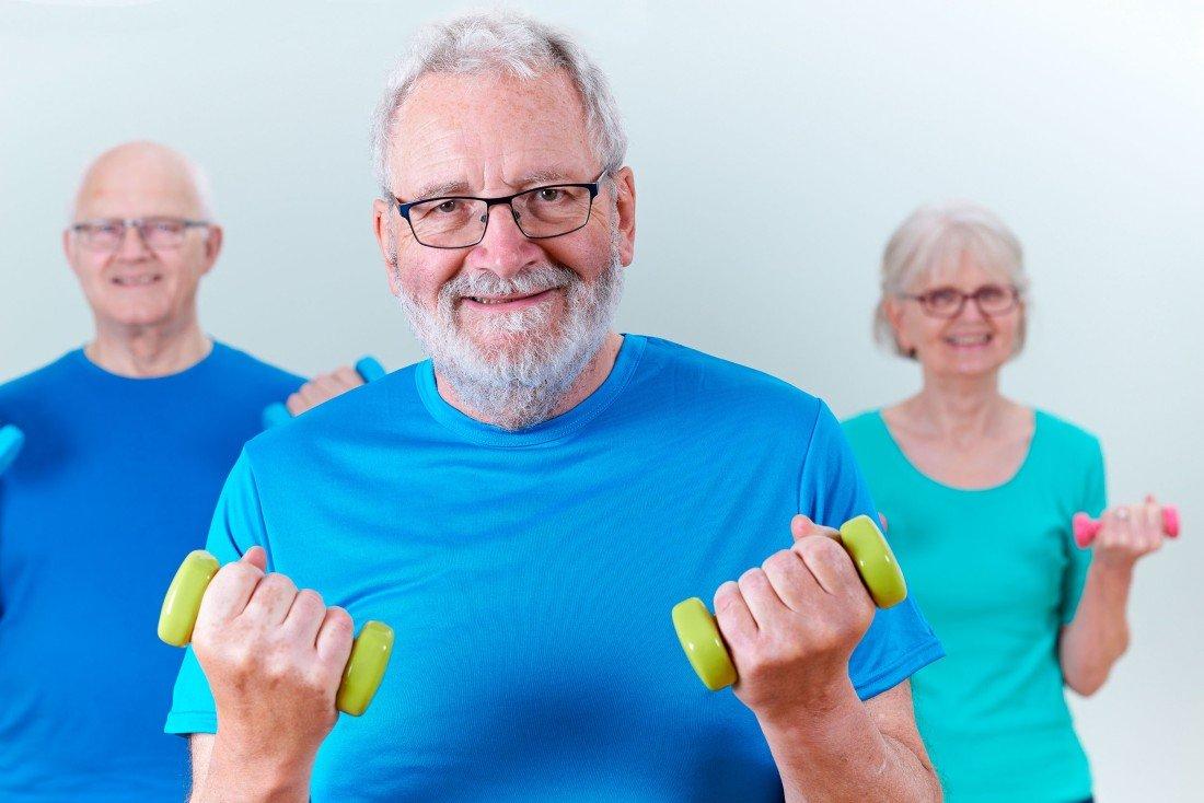 Senior Træning